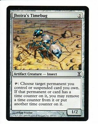 MTG Jhoira's Timebug Time Spiral 2006 Collectables Collectables ...