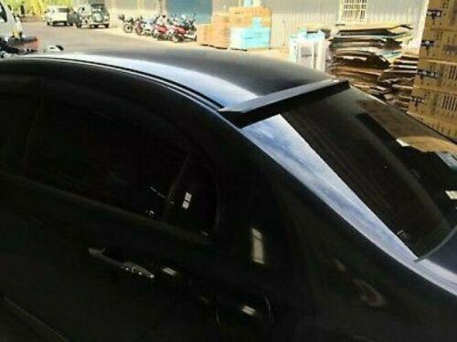 Flat Black 818 DRS Type Roof Spoiler Wing For Holden Commodore VZ 2004~06 Sedan