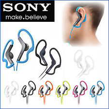 Sony MDR-AS200 Wired Stereo Headphones Earphones Sport Active Style Universal