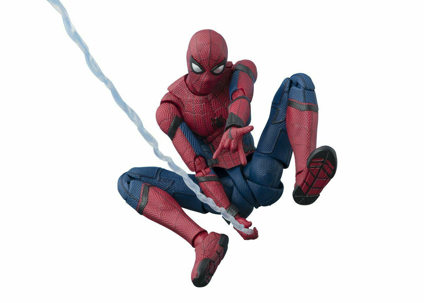 S.H.Figuarts Marvel SPIDER-MAN Homecoming Ver Action Figure BANDAI NEW Japan F/S
