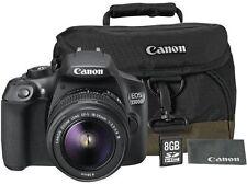 Canon Eos 1300d Ef S 18 55 Dc Dslr Kamera Ebay