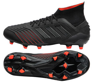 97ee51c57 Adidas Predator 19.1 FG (BC0551) Soccer Cleats Football Shoes Boots ...