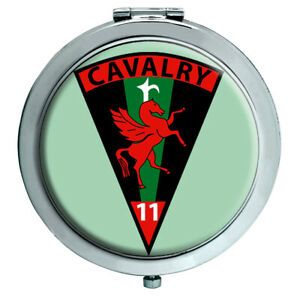 11th Kavallerie Geschwader (Irisch Armee) Kompakter Spiegel
