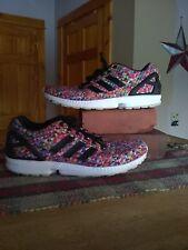 977f42de5 Adidas Torsion ZX Flux Men s Prism Athletic Shoe  Size 10 ...