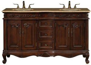 Image Is Loading Bathroom Vanity Medicine Cabinet Marble Top Double Sink