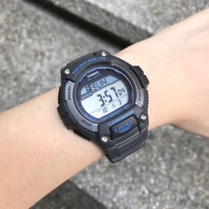 Casio-Watch-WS220-8AV-Solar-Power-120-Lap-Grey-Resin-Digital-Men-COD-PayPal