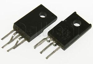 2pcs STRG6352 STR G6352 ZIP-5 ICs