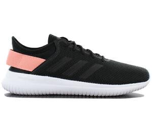 Details zu adidas Cloudfoam QT Flex CF W Damen Sneaker AQ1622 Schuhe Fitnessschuhe Schwarz