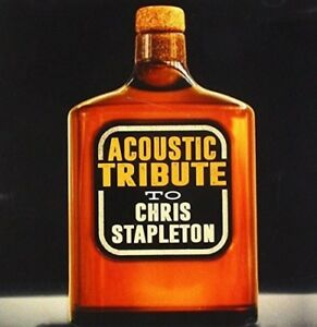 Guitar-Tribute-Playe-Acoustic-Tribute-to-Chris-Stapleton-New-CD-Manufacture