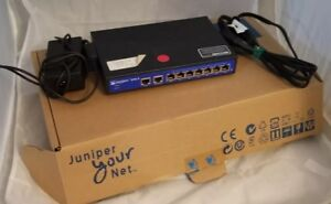 Juniper-SSG-5-VPN-Firewall-7-Port-w-AC-Adapter-SSG-5-SB