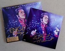 ENGLEBERT HUMPERDINCK * 50 * DOUBLE CD w/ EXCLUSIVE SIGNED INSERT * RELEASE ME