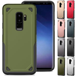 reputable site c6499 bb4b7 Details about Shockproof Tough Rugged Armor Case For Samsung Galaxy S10e  S10 S8 S9 Plus Note 9