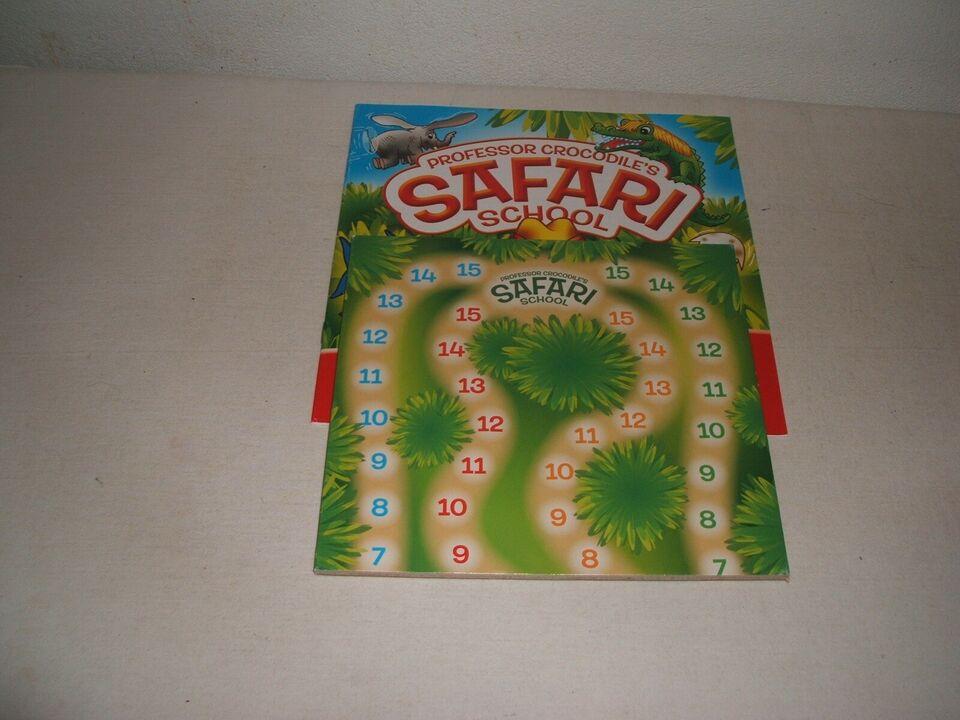 Safari school , børne, brætspil