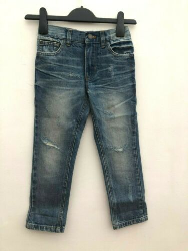 Boys Ex High Street Distressed Jeans Ages 3-12 *NEXT Day Postage*