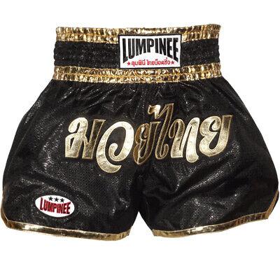 LUMPINEE MUAY THAI SHORTS RETRO YOKKAO SAENCHAI LUMPINI MMA TWINS FAIRTEX BUAKAW