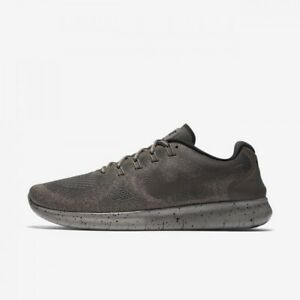 beb880d10926eb Men s Nike Free RN 2017 R Reflective Running Shoes Ridgerock Sz 8 ...