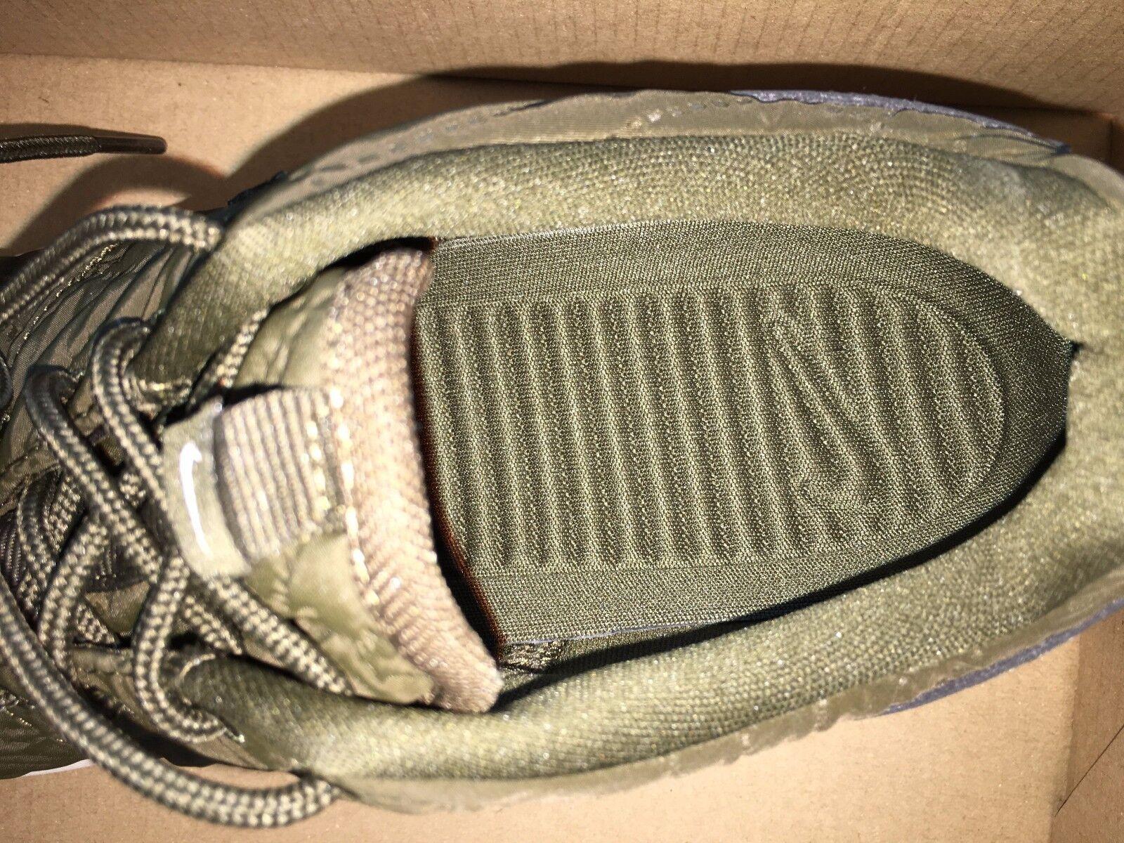 Nike Roshe One One One Premium Women's 833928-300 Olive Green Prm Very Rare 10ff08