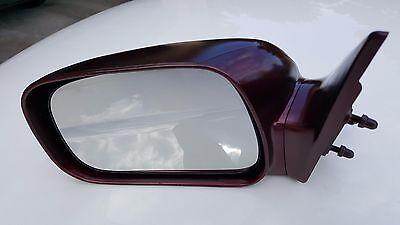 NEW BLUE Drivers Side Left Door Mirror 2002-2006 Camry Japan Heated
