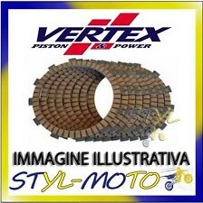 8220046-2 KIT 2 DISCHI FRIZIONE VERTEX SUGHERO YAMAHA WR 250 F 2008-2014