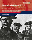 Edexcel GCE History Unit 1 E/F4 Republicanism, Civil War and Francoism in Spain, 1931: Unit 1 E/F4 by Vanessa Musgrove, Peter Callaghan (Paperback, 2011)