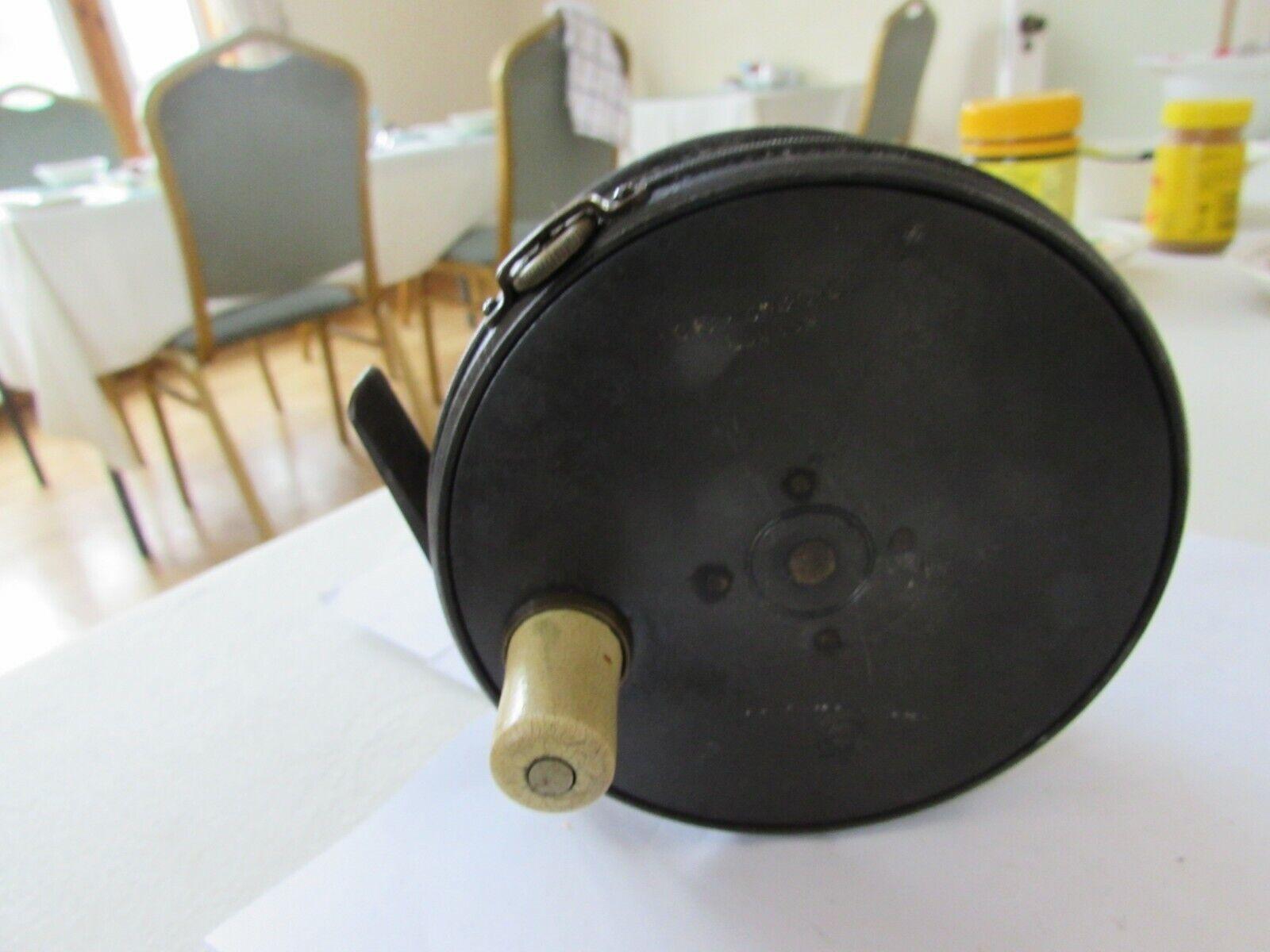 Verificación de pistón A1 XXX Rara Vintage farlows Perfecto Salmón Pesca Con Mosca Cocherete 4.5