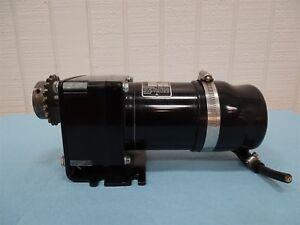 BODINE 32D5BEPM-W2 Gearmotor 130VDC 1.0A 1/8HP 266RPM Ratio 9.40 Torq 21Lb-In