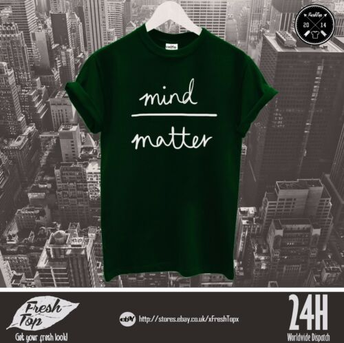 Mind Over Matter Maman T Shirt Top Power over limitations physiques télékinésie