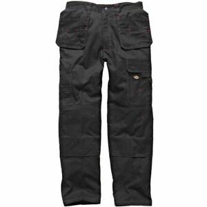 Dickies-WD801-REDHAWK-PRO-TRABAJO-PANTALONES-DE-VESTIR-Premium-Pantalon-Negro-Azul-Marino-Comercio