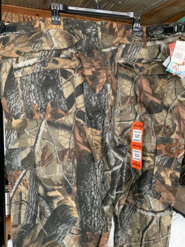 LIBERTY REALTREE HARDWOODS CAMO 6-POCKET CARGO HUNTING PANTS NWT 3XL