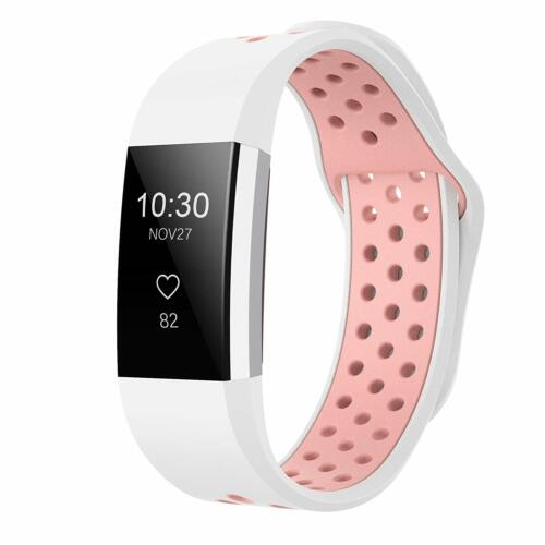 Replacement Bands Compatible for Fitbit Charge 2 Adjustable Breathable Sport