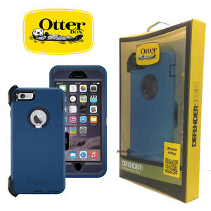 Brand New!! Otterbox Defender Case For Iphone 6 Plus Ink Blot ... ef80d7490fac