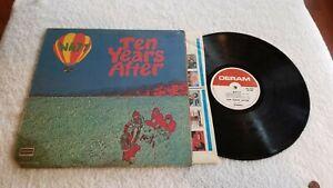 TEN YEARS AFTER WATT XDES 18050 DERAM GATEFOLD VINYL LP RECORD