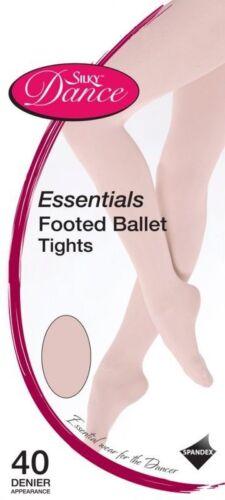 Sedoso Esencial Rosa Medias de piqueros de patas