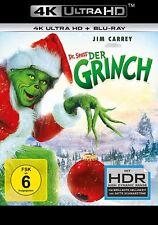 Der Grinch - 4K Ultra HD Blu-ray + Blu-ray # UHD+BLU-RAY-NEU
