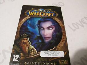 World of WarCraft Game DVD-ROM Standard edition Battlechest EU