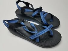 83db62f75550 Chaco Men s Z 2 Yampa Waterproof Toe Strap Blue Sport Sandals 14 M Vibram