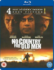 NO COUNTRY FOR OLD MEN - BLU-RAY - REGION B UK