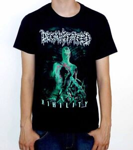 Decapitated-034-Nihility-034-T-shirt-NEW-OFFICIAL