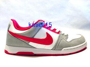 b317be6ec6 Nike Mogan 2 JR G GS Pink Dunk Force Jordan Free Run Girls 7Y | eBay
