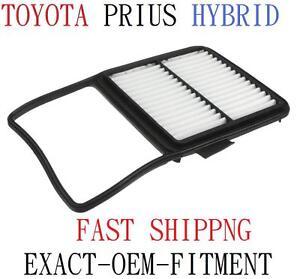 Toyota Prius Genuine Air Filter  2004-2009 1780121040 FACTORY AIR CLEANER