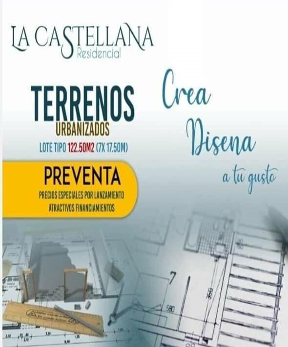 TERRENOS EN PREVENTA, RESIDENCIAL PRIVADO, OPORTUNIDAD FRAC. LA CASTELLANA