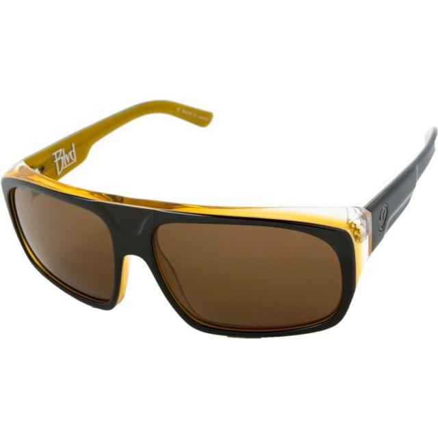 Dragon BLVD Sunglasses Jet Amber Frame - Bronze Lens - Made in Japan