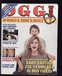 OGGI 51/1995 ALBA PARIETTI VERDONE GERINI PIVETTI JAMES BOND GOLDENEYE  JANSSEN | eBay