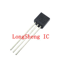 Diymore 10Pcs DALLAS 18B20 DS18B20 TO-92 3 Pins Wire Digital Thermometer Temperature IC Sensor