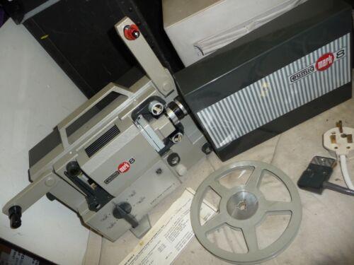 lead /& BOX +CD info Cine film projector EUMIG MARK 8 8mm /& super 8 VP cogs