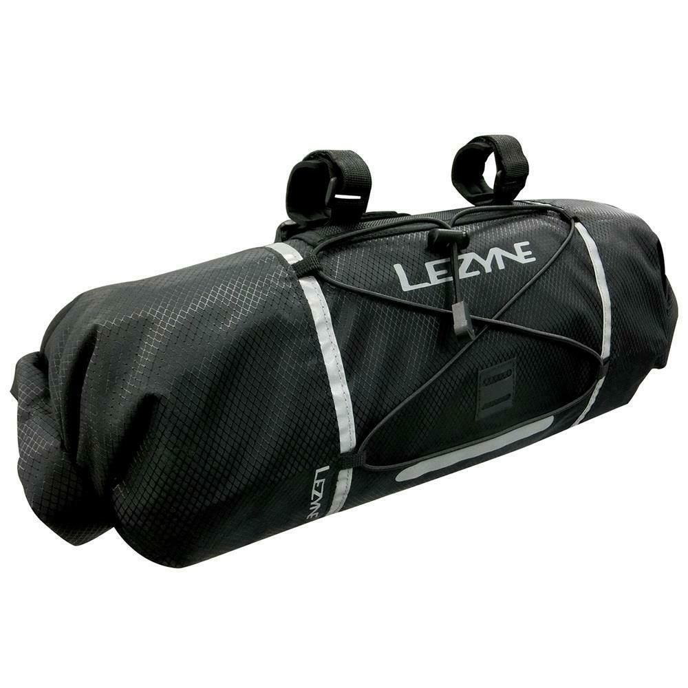 Lezyne BAR Caddy Cycle Manubrio Bag 7LNero