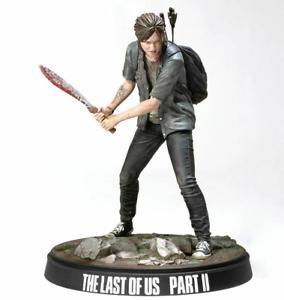 The-Last-of-Us-Part-II-2-Ellie-Statue-8-034-Machete-Figure-Polyresin-Statuette-COA