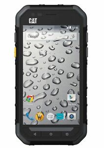 Image Is Loading Cat S30 Rugged Waterproof Unlocked Black Smartphone Latam