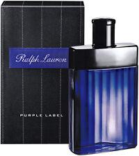 Ralph Lauren Purple Label Cologne Eau de Toilette 4.2 oz/125 ml