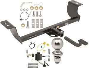 complete trailer hitch package w wiring kit fits a 2015. Black Bedroom Furniture Sets. Home Design Ideas
